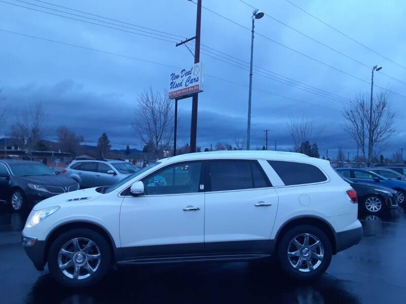 2010 Buick Enclave for sale at New Deal Used Cars in Spokane Valley WA