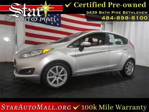 2019 Ford Fiesta for sale at STAR AUTO MALL 512 in Bethlehem PA