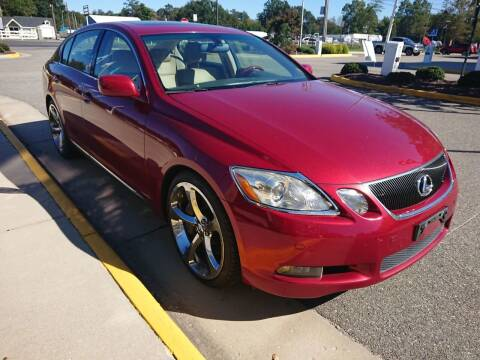 2007 Lexus GS 430 for sale at RVA Automotive Group in North Chesterfield VA