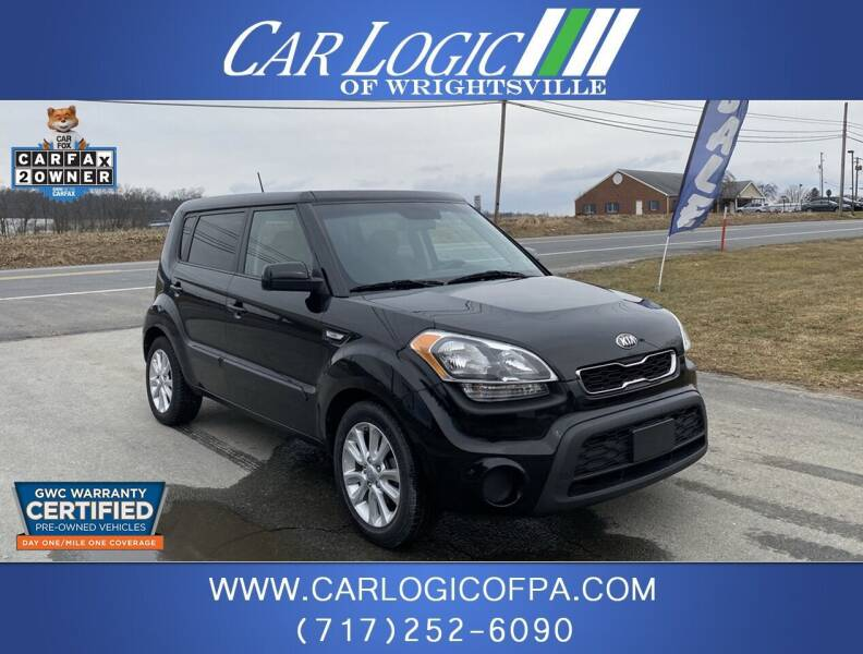 2013 Kia Soul for sale at Car Logic in Wrightsville PA