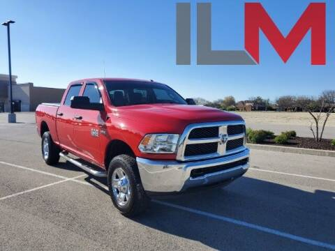 2016 RAM Ram Pickup 2500 for sale at INDY LUXURY MOTORSPORTS in Fishers IN
