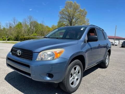 2006 Toyota RAV4 for sale at Best Buy Auto Sales in Murphysboro IL