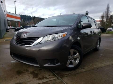 2013 Toyota Sienna for sale at A1 Group Inc in Portland OR