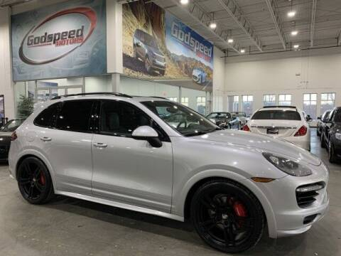 2013 Porsche Cayenne for sale at Godspeed Motors in Charlotte NC