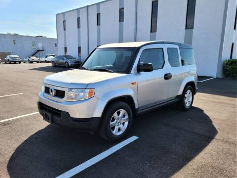 2009 Honda Element for sale at Image Auto Sales in Dallas TX