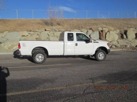 2015 Ford F-250 Super Duty for sale at Auto Acres in Billings MT