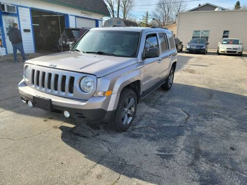 2015 Jeep Patriot for sale at MOE MOTORS LLC in South Milwaukee WI