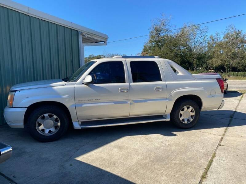 2002 Cadillac Escalade EXT for sale at Victoria Pre-Owned in Victoria TX