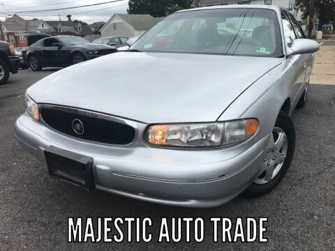 2003 Buick Century for sale at Majestic Auto Trade in Easton PA