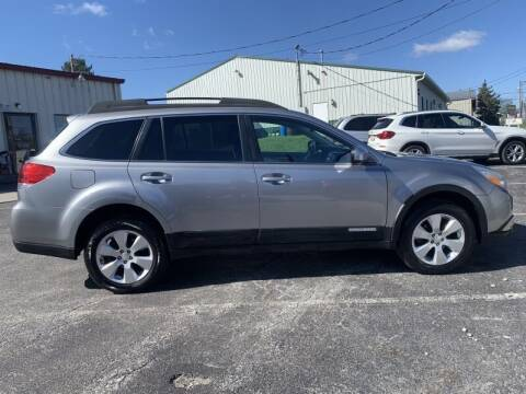 2011 Subaru Outback for sale at Keisers Automotive in Camp Hill PA