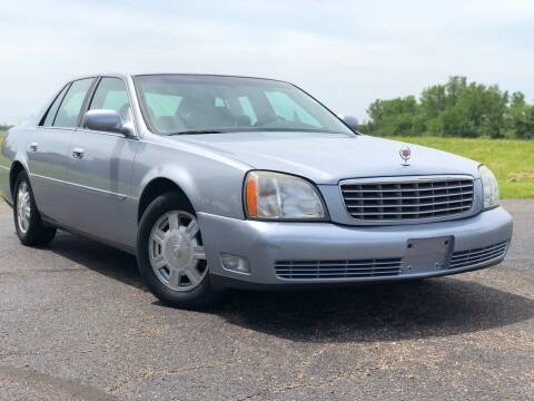 2005 Cadillac DeVille for sale at Five Star Auto Group in North Canton OH