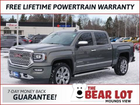 2017 GMC Sierra 1500 for sale at Rydell Auto Outlet in Mounds View MN