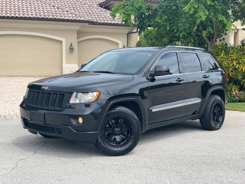 2012 Jeep Grand Cherokee for sale at Citywide Auto Group LLC in Pompano Beach FL