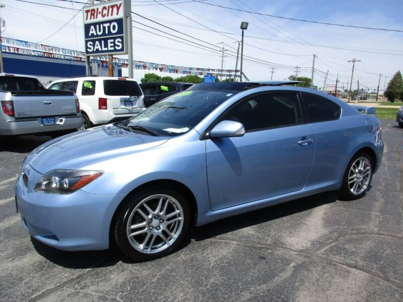 2009 Scion tC for sale at TRI CITY AUTO SALES LLC in Menasha WI