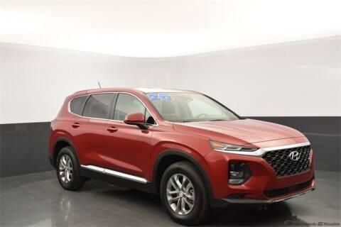 2020 Hyundai Santa Fe for sale at Tim Short Auto Mall in Corbin KY