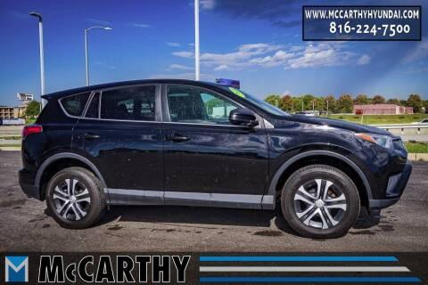 2018 Toyota RAV4 for sale at Mr. KC Cars - McCarthy Hyundai in Blue Springs MO