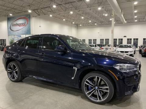 2016 BMW X6 M for sale at Godspeed Motors in Charlotte NC