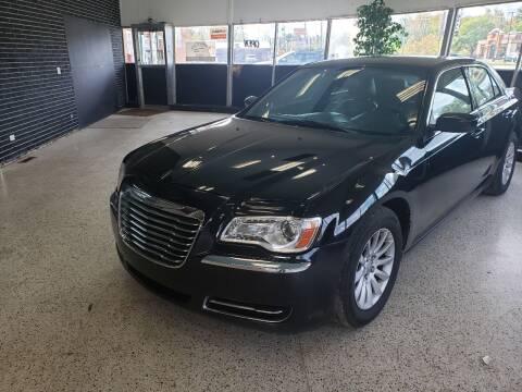 2013 Chrysler 300 for sale at Fansy Cars in Mount Morris MI