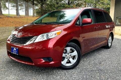 2011 Toyota Sienna for sale at TRUST AUTO in Sykesville MD