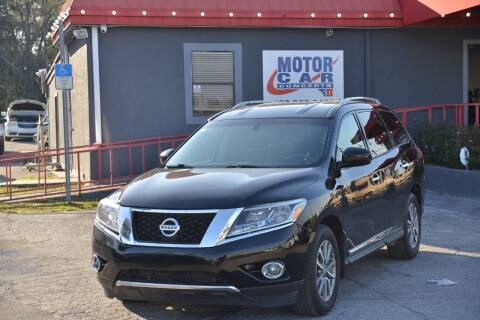 2014 Nissan Pathfinder for sale at Motor Car Concepts II - Colonial Location in Orlando FL