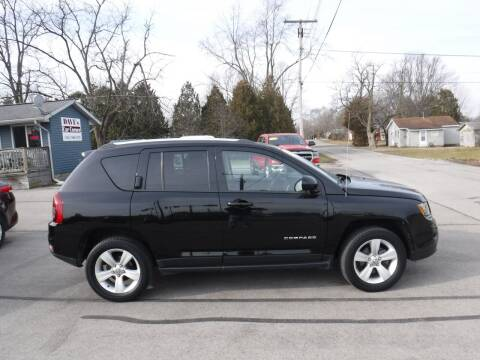 2016 Jeep Compass for sale at Dave's Car Corner in Hartford City IN