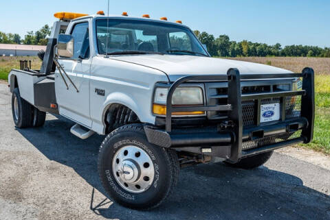 1997 Ford F-350 for sale at Fruendly Auto Source in Moscow Mills MO