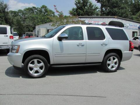 2011 Chevrolet Tahoe for sale at Pure 1 Auto in New Bern NC