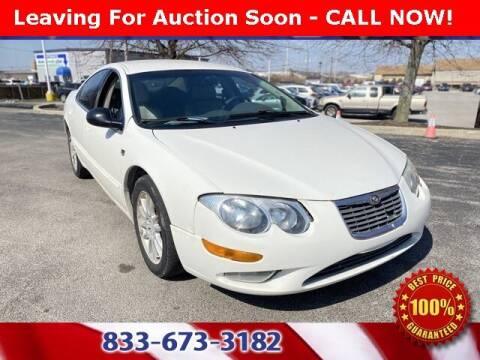 2003 Chrysler 300M for sale at Glenbrook Dodge Chrysler Jeep Ram and Fiat in Fort Wayne IN