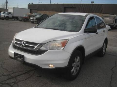 2011 Honda CR-V for sale at ELITE AUTOMOTIVE in Euclid OH