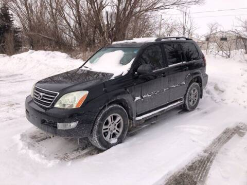 2003 Lexus GX 470 for sale at Virtue Motors in Darlington WI