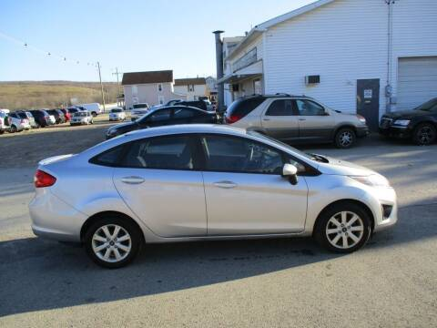 2012 Ford Fiesta for sale at ROUTE 119 AUTO SALES & SVC in Homer City PA
