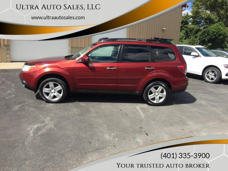 2009 Subaru Forester for sale at Ultra Auto Sales, LLC in Cumberland RI
