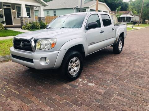 2008 Toyota Tacoma for sale at CHECK  AUTO INC. in Tampa FL