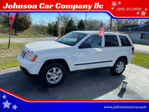 2009 Jeep Grand Cherokee for sale at Johnson Car Company llc in Crown Point IN