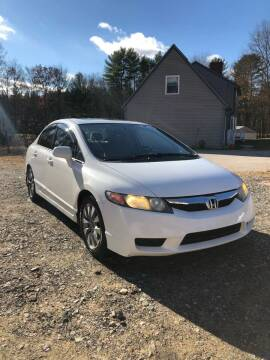 2011 Honda Civic for sale at Hornes Auto Sales LLC in Epping NH