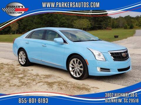 2016 Cadillac XTS for sale at Parker's Used Cars in Blenheim SC