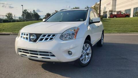 2013 Nissan Rogue for sale at Aren Auto Group in Sterling VA