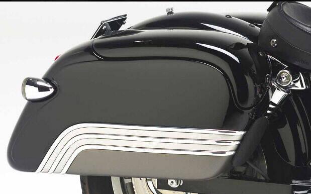 Corbin Bags HD Dyna-Glide & HD Dyna Wide for sale at Modern Classics Car Lot in Westland MI