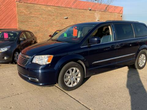 2014 Chrysler Town and Country for sale at Cars To Go in Lafayette IN