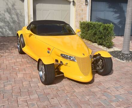 2000 Plymouth Prowler for sale at Sunshine Classics, LLC in Boca Raton FL