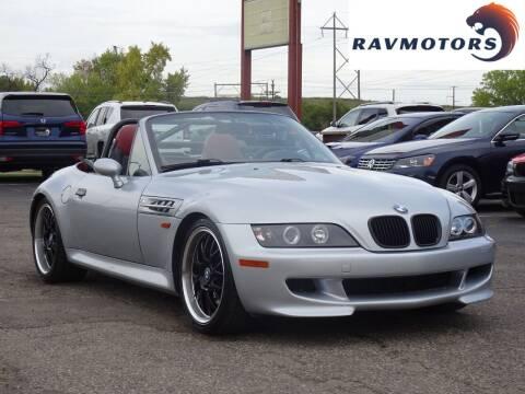 1998 BMW M for sale at RAVMOTORS in Burnsville MN