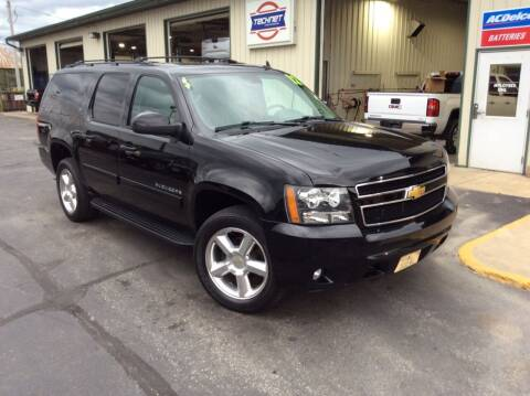 2012 Chevrolet Suburban for sale at TRI-STATE AUTO OUTLET CORP in Hokah MN