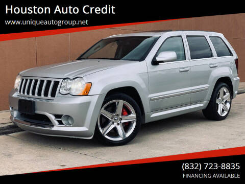 2010 Jeep Grand Cherokee for sale at Houston Auto Credit in Houston TX