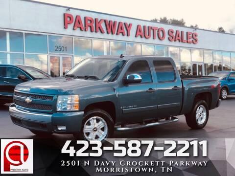 2008 Chevrolet Silverado 1500 for sale at Parkway Auto Sales, Inc. in Morristown TN