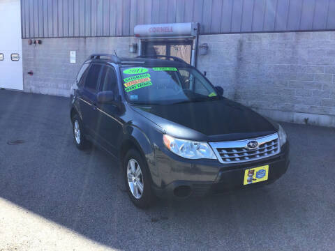 2011 Subaru Forester for sale at Adams Street Motor Company LLC in Dorchester MA