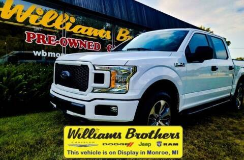 2020 Ford F-150 for sale at Williams Brothers - Pre-Owned Monroe in Monroe MI