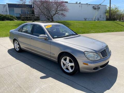 2004 Mercedes-Benz S-Class for sale at Best Buy Auto Mart in Lexington KY