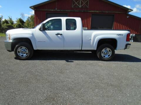 2011 Chevrolet Silverado 2500HD for sale at Celtic Cycles in Voorheesville NY