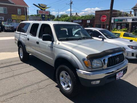 2003 Toyota Tacoma for sale at Bel Air Auto Sales in Milford CT