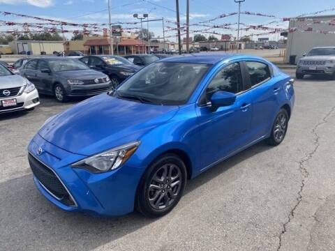 2019 Toyota Yaris for sale at Bryans Car Corner in Chickasha OK
